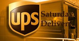 does ups deliver on saturday and sunday